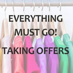 Best Prices All Year! Lucky Seven!  Many $7 items!